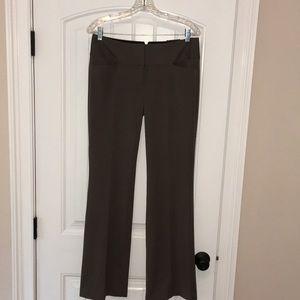 Mocha colored dress pants